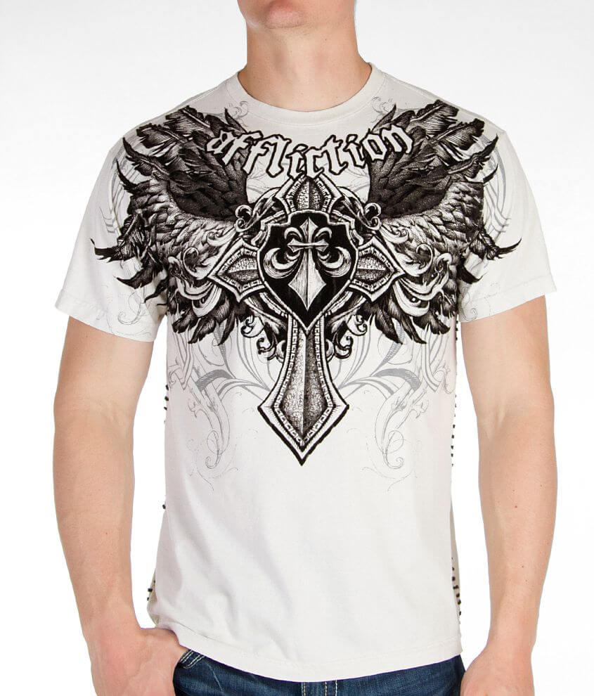 Affliction Ayala T-Shirt front view
