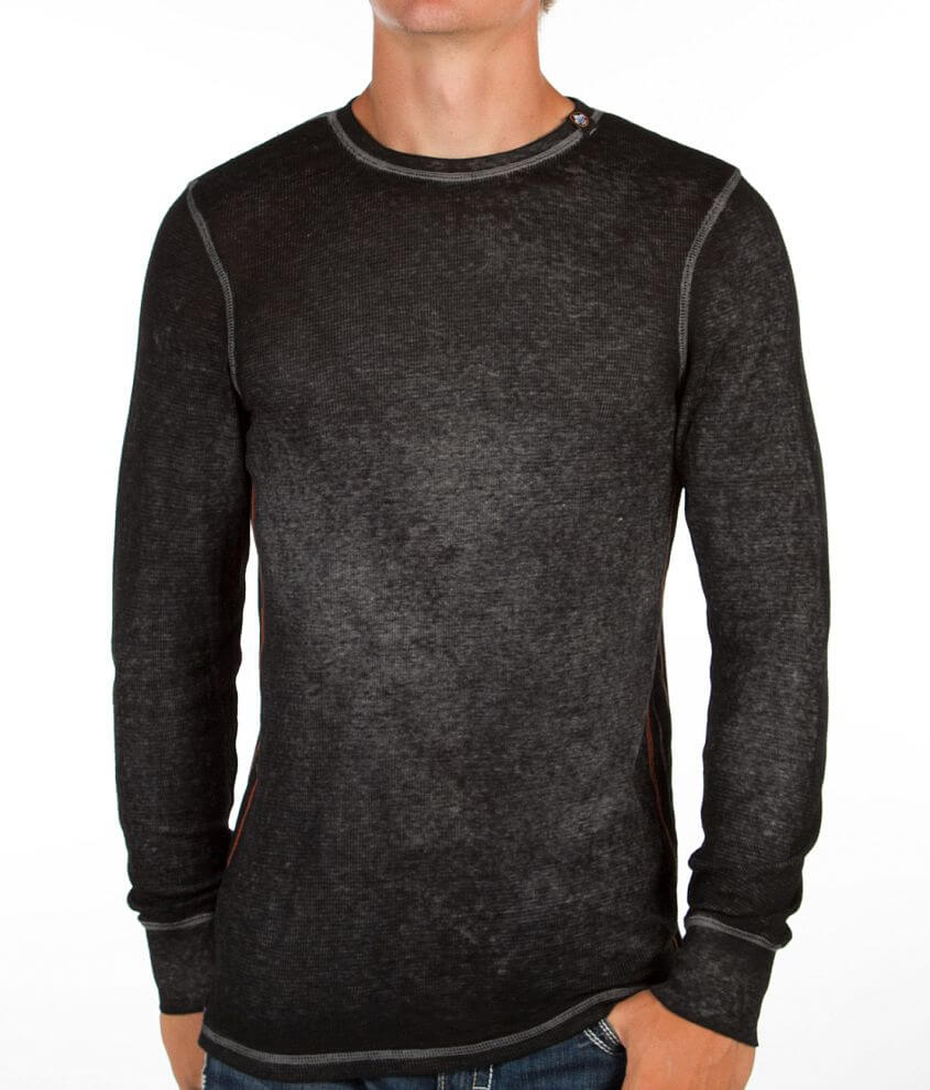 Affliction Standard Release Thermal Shirt front view