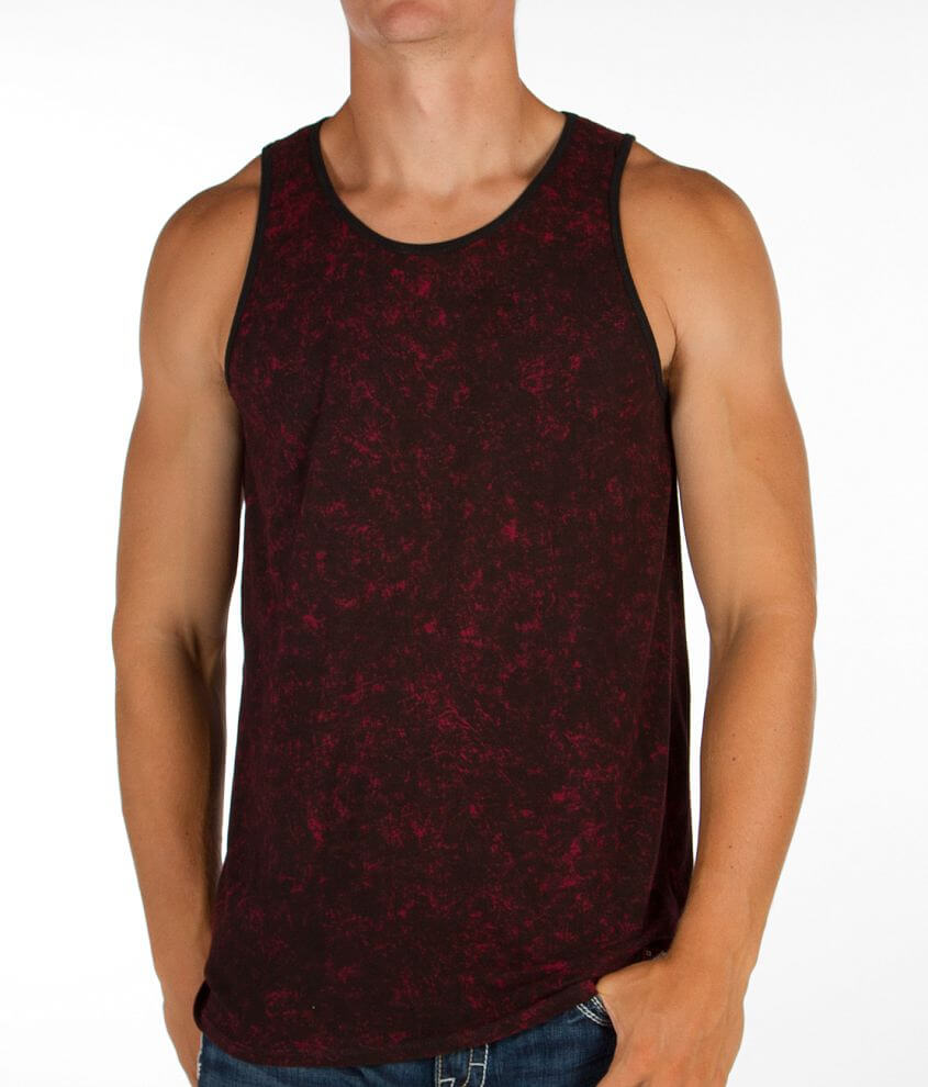 Affliction Mass Exposure Reversible Tank Top front view