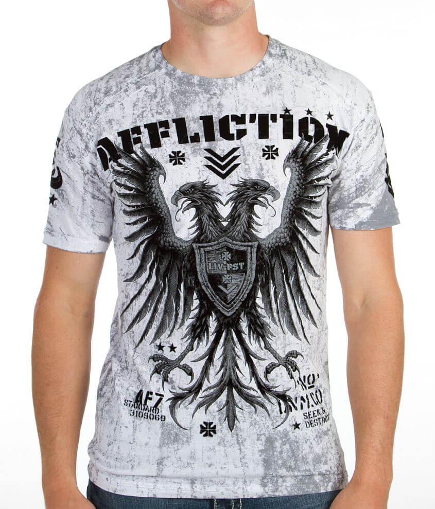 Affliction Royal Striker T-Shirt front view