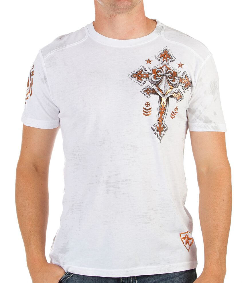 Affliction Everlast T-Shirt front view