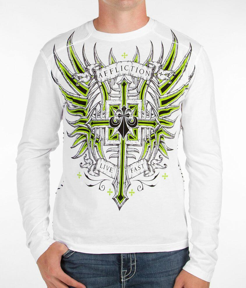 Affliction Arpeggio T-Shirt front view