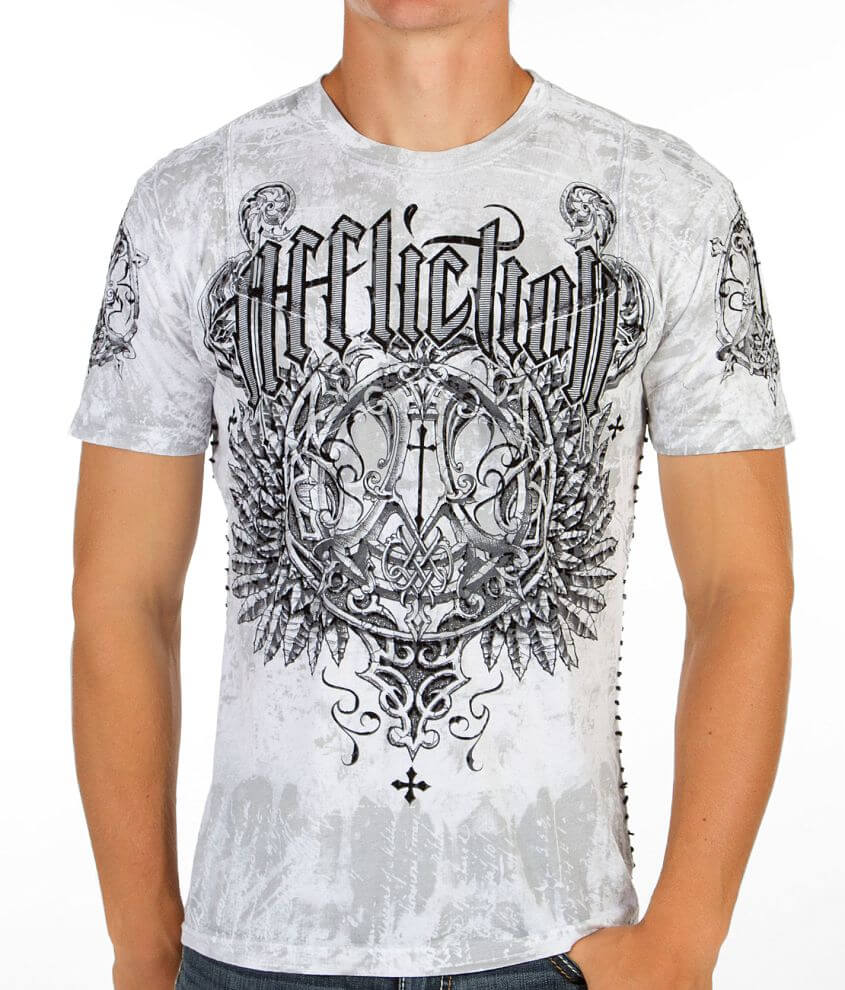 Affliction Deluxe T-Shirt front view