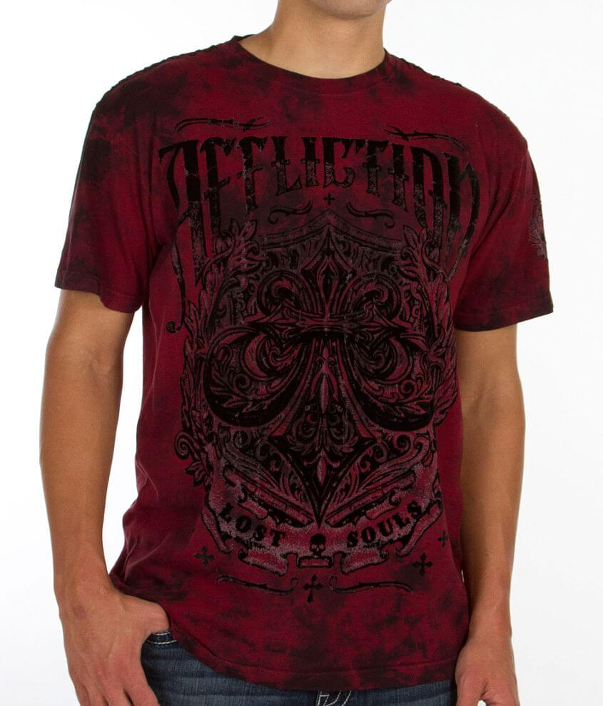 Affliction Science T-Shirt front view