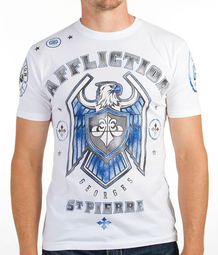 Affliction Royal Guard T-Shirt front view