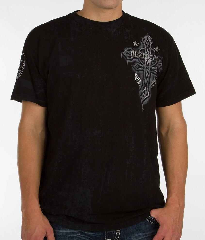 Affliction Sentient T-Shirt front view