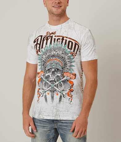 Affliction Blackfoot T-Shirt