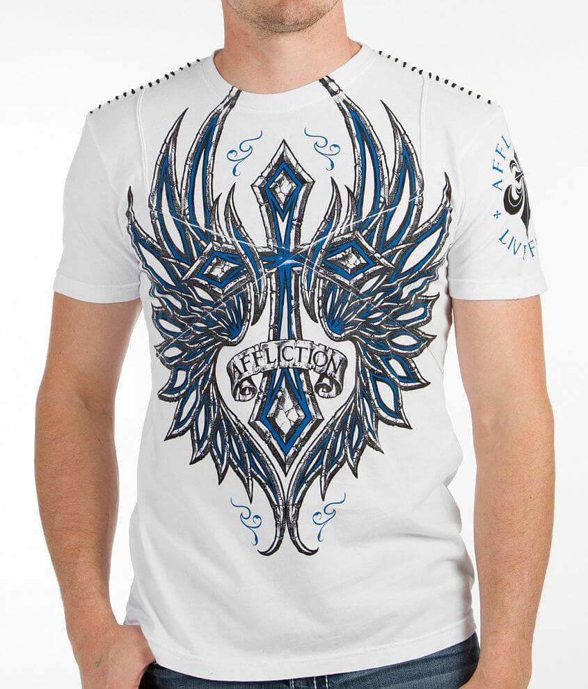 Affliction Micro T-Shirt front view