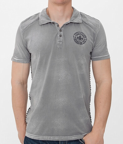 Affliction Squadron Polo