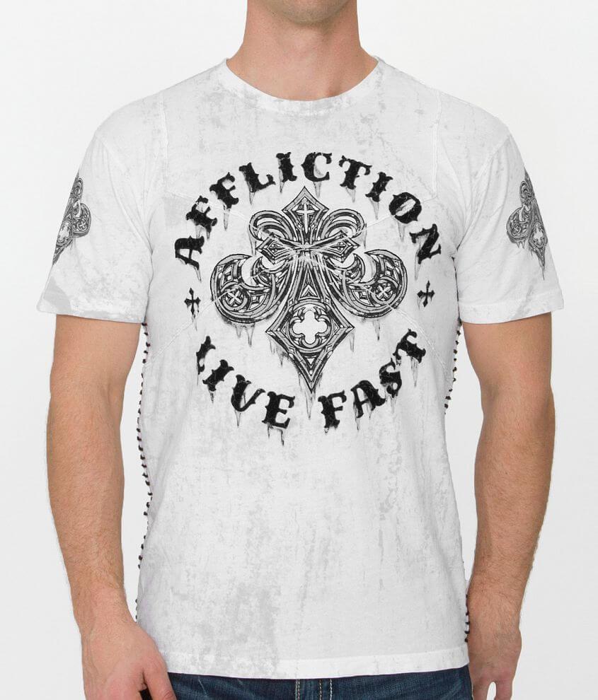 Affliction Royale Trust T-Shirt front view