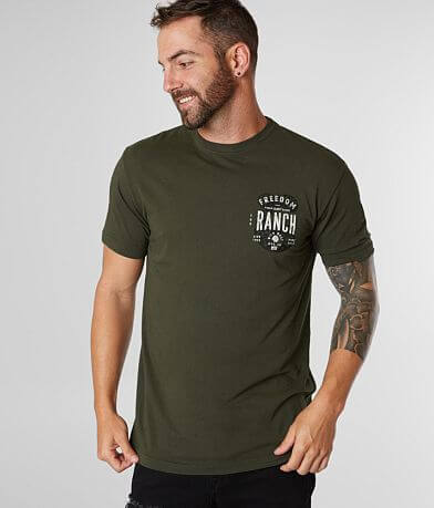 American Highway Freedom Ranch T-Shirt