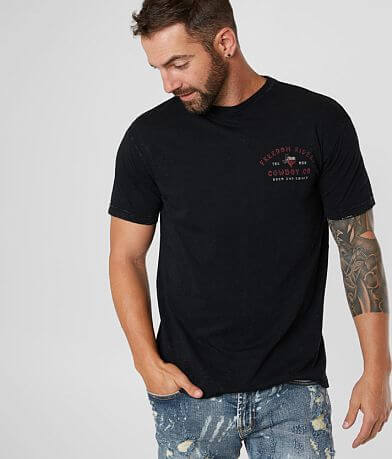 American Highway Live To Ride T-Shirt