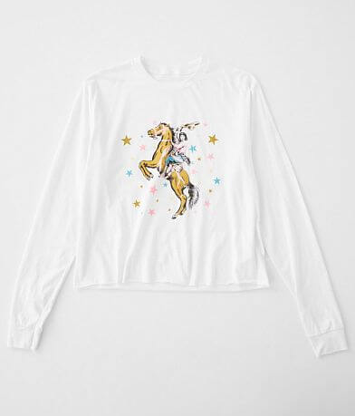 American Highway Space Cowgirl T-Shirt