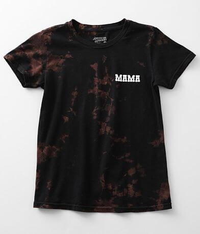 American Highway Mama Tie Dye T-Shirt