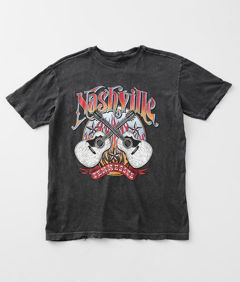 American Highway Nashville Star T-Shirt front view