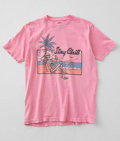 American Highway Stay Chill T-Shirt