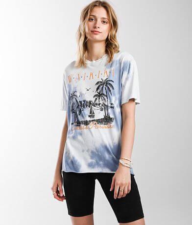 American Highway Waikiki Endless Paradise T-Shirt