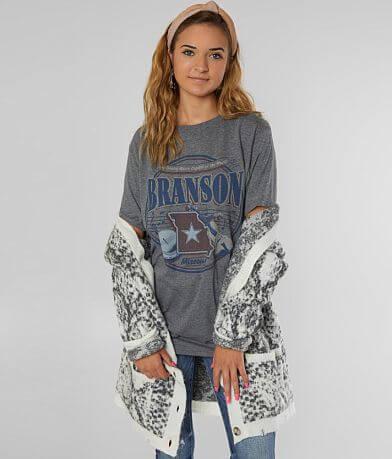 American Highway Branson Missouri T-Shirt