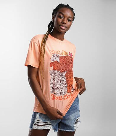 American Highway Leopards T-Shirt