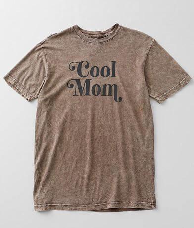 American Highway Cool Mom T-Shirt