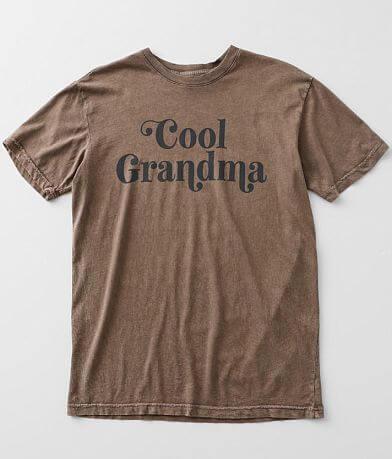 American Highway Cool Grandma T-Shirt