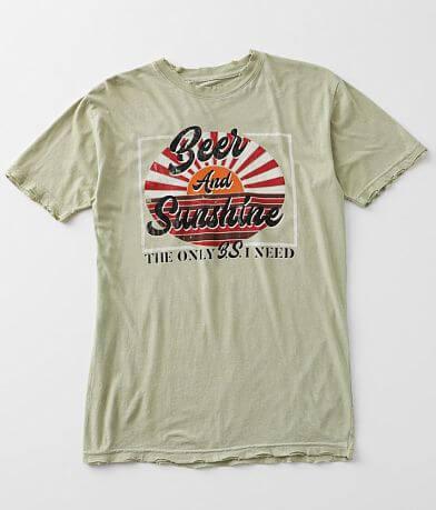 American Highway Beer & Sunshine T-Shirt