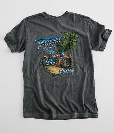 American Highway Daytona Bike Week '94 T-Shirt