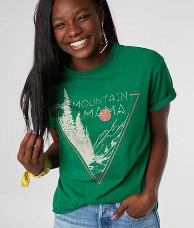 American Highway Mountain Mama T-Shirt