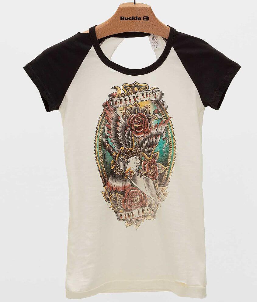 Affliction Slinger T-Shirt front view