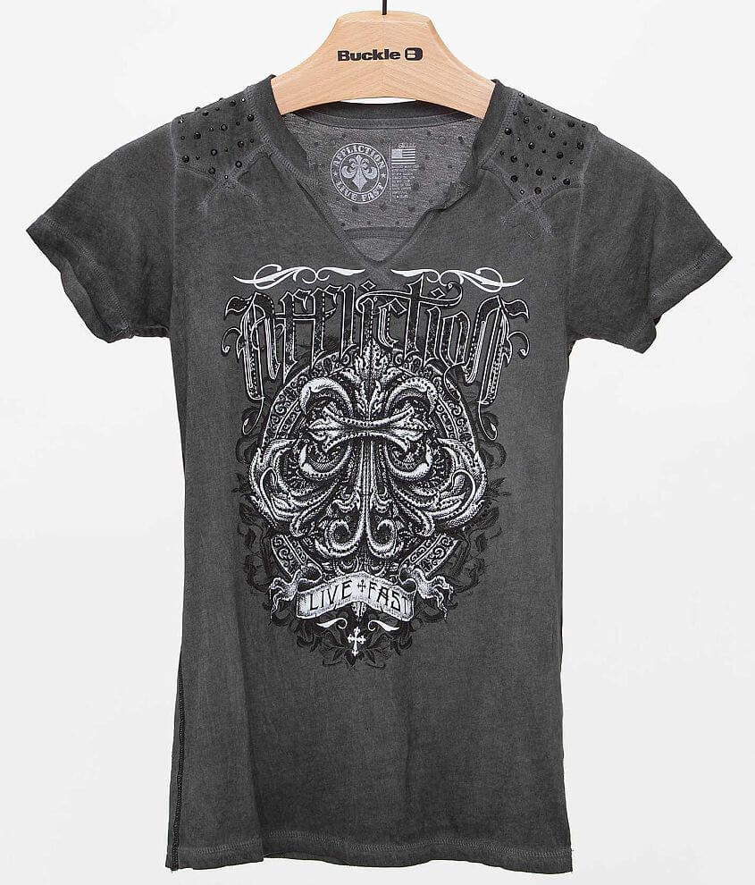 Affliction Expression T-Shirt front view