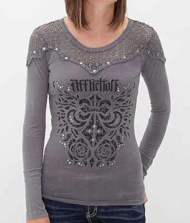 Affliction Sauvignon T-Shirt