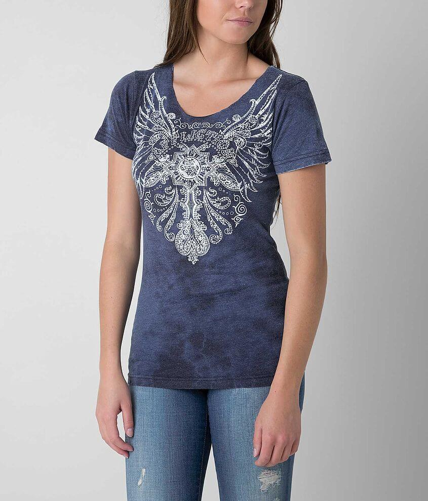 Affliction Orleans T-Shirt front view