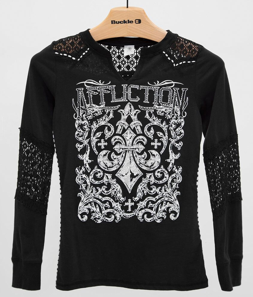 Affliction Integrate Top front view