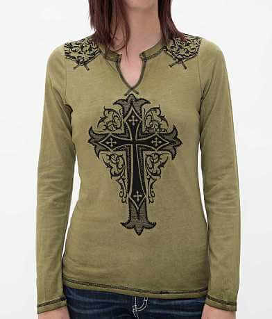 Affliction Isabella Top