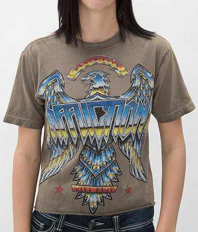 Affliction American Metal Liquid Metal T-Shirt