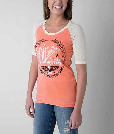 Affliction American Customs Fast Times T-Shirt