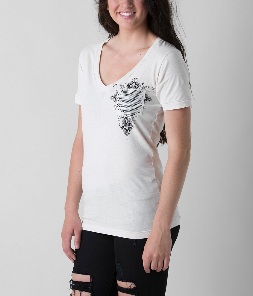 Affliction Paradigm T-Shirt front view