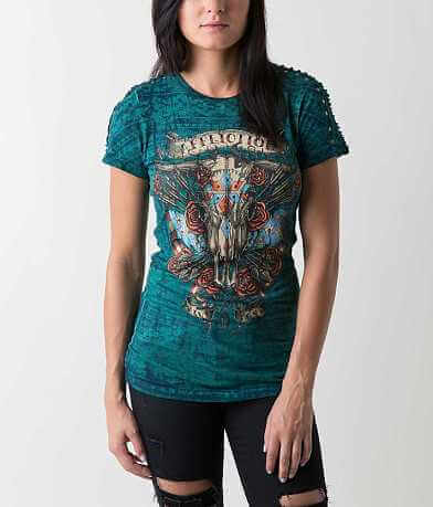 Affliction American Customs Little Bighorn T-Shirt