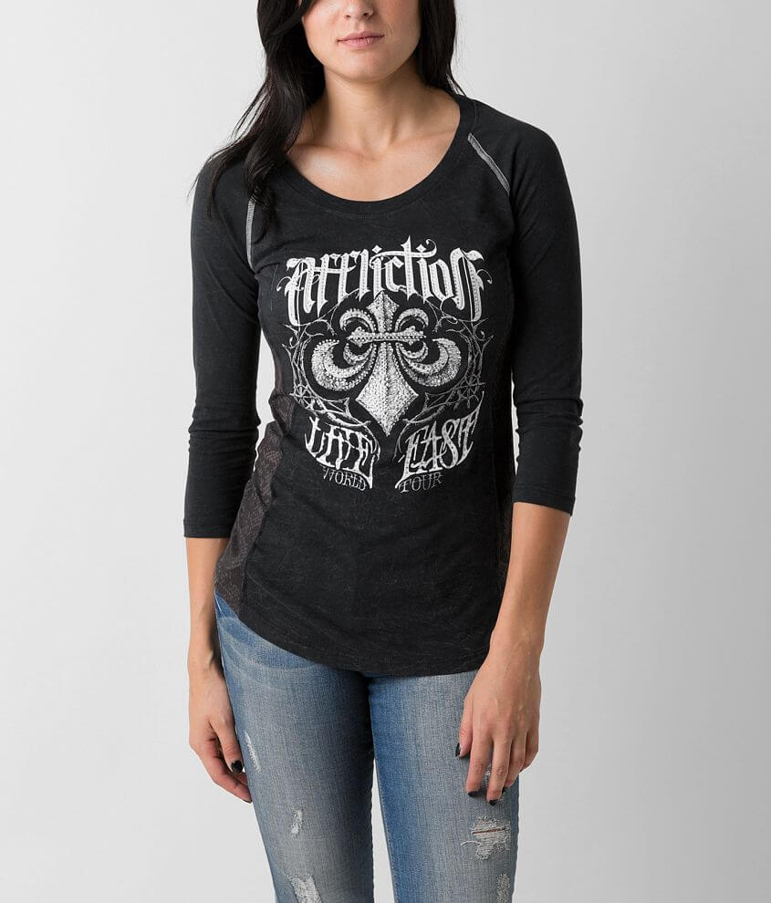 Affliction Haight T-Shirt front view