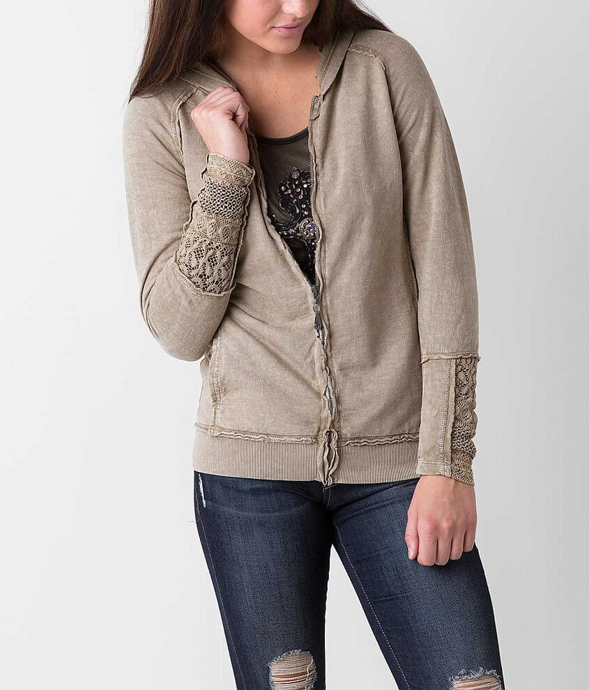 Affliction Standard Hoodie front view