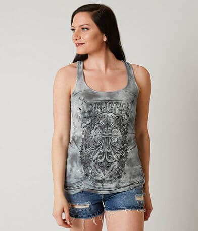 Affliction Corroded Becca Tank Top