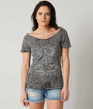 Affliction Secure Measure Reversible T-Shirt