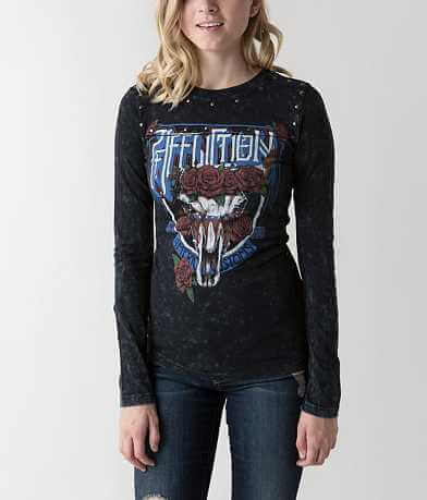 Affliction American Customs Blake Top