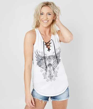 Affliction Margo Tank Top