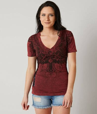 Affliction Debonair Reversible T-Shirt