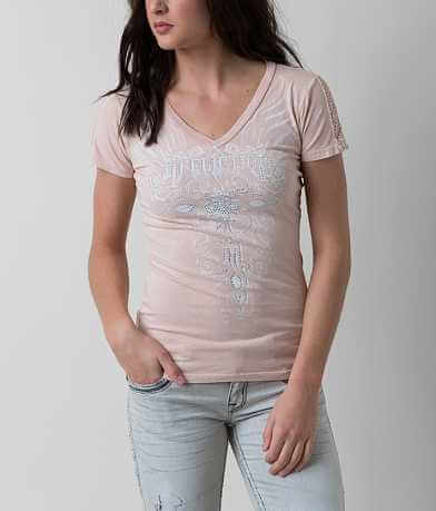 Affliction Angelica Top