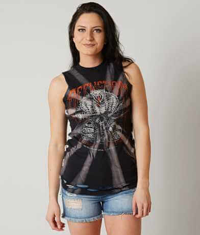 Affliction American Customs Toxin T-Shirt