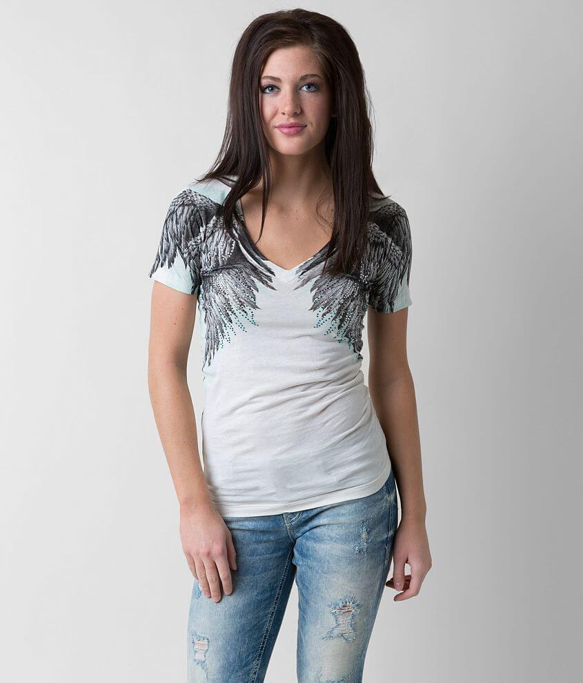 Affliction Isadore T-Shirt front view