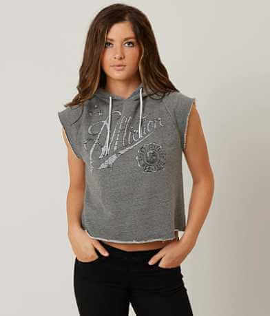 Affliction Skull Sweatshirt