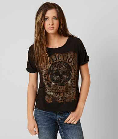 Affliction American Customs Gas Guzzler T-Shirt